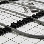 prineto underfloor heating - rail