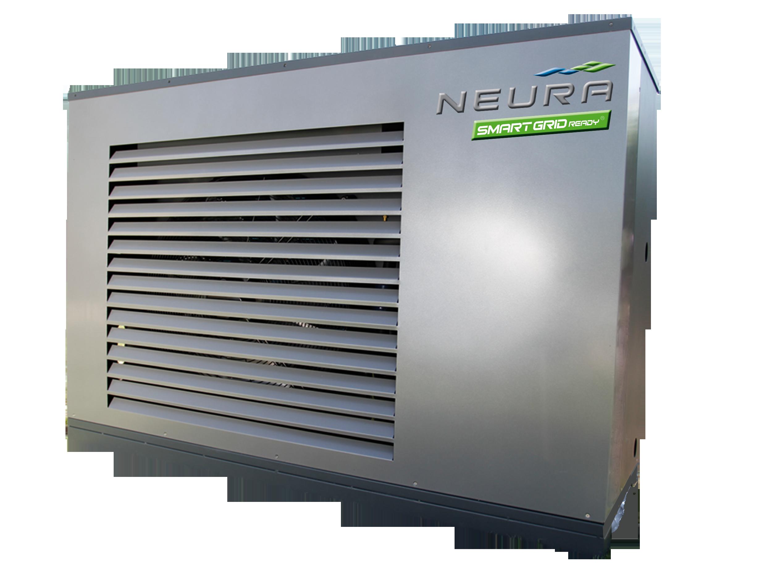 Nano Air to Water Heat Rumps